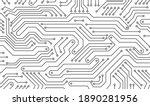 electronics board. circuit...   Shutterstock .eps vector #1890281956