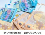 Euro Money Various Value 20 50...