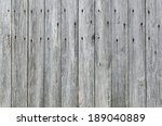 Weathered Wood Plank Barn...