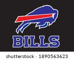 Buffalo Bills Logo American...