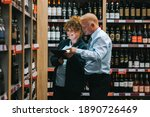 Winery Store Owners Taking...