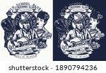 blues music. musical legend ... | Shutterstock .eps vector #1890794236