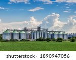 Agricultural Silos. Storage And ...