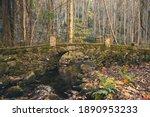 The Troll Bridge In Late Fall...