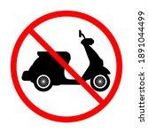 illustration of a sign... | Shutterstock . vector #1891044499