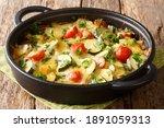 Vegetarian Casserole With...