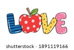 draw vector illustration design ... | Shutterstock .eps vector #1891119166