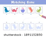 find the correct shadow... | Shutterstock .eps vector #1891152850