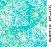 abstract seamless vector... | Shutterstock .eps vector #189116810