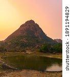 View Of  Joychandi Pahar  The...