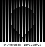abstract unusual pin sign logo... | Shutterstock .eps vector #1891268923