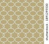 vector seamless geometrc... | Shutterstock .eps vector #1891295530