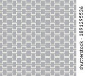vector seamless geometric... | Shutterstock .eps vector #1891295536