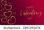 Romantic Valentine's Day Banner ...