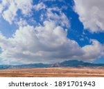 Beautiful Desert On...
