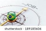 brazil high resolution job...   Shutterstock . vector #189185606
