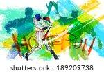illustration of sports baseball | Shutterstock . vector #189209738