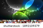 set of universal geometric... | Shutterstock .eps vector #1892109379