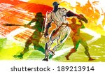 illustration of sports  baseball | Shutterstock . vector #189213914