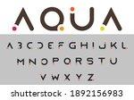 Calligraphy Alphabet Capital...