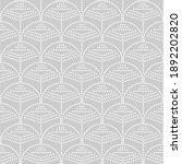 art deco seamless pattern in...   Shutterstock .eps vector #1892202820