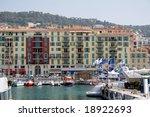 nice port | Shutterstock . vector #18922693