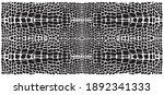 reptile skin. animal print... | Shutterstock .eps vector #1892341333