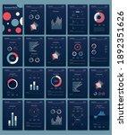 modern infographic vector...   Shutterstock .eps vector #1892351626