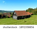 Typical Country Cottage In The...