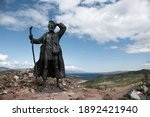 Monument To A Vagabond On The...