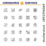 coronavirus 2019 ncov  covid 19 ...   Shutterstock .eps vector #1892596069