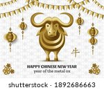 happy chinese new year... | Shutterstock .eps vector #1892686663