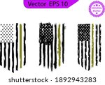 american flag  usa distressed... | Shutterstock .eps vector #1892943283