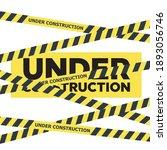 website under construction page ...   Shutterstock .eps vector #1893056746