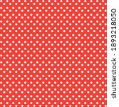 White And Red Polka Dot...