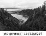 Montmorency Falls Basin  Quebec ...