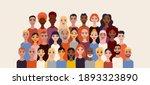 group of people cartoon...   Shutterstock .eps vector #1893323890