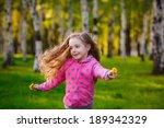 pretty girl in park.   girl... | Shutterstock . vector #189342329