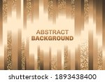 abstract geometric line... | Shutterstock .eps vector #1893438400