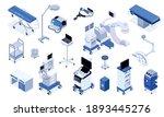 medical operating room... | Shutterstock .eps vector #1893445276