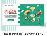pizza production pizzeria...