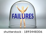 Failures Can Separate A Person...