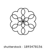 vector isolated small simple... | Shutterstock .eps vector #1893478156