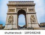 paris  france   september 9 ...   Shutterstock . vector #189348248