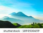 dieng  indonesia 17 october... | Shutterstock . vector #1893530659
