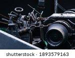 Ship Deck   Anchor Machine In...