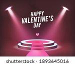 happy saint valentine's day... | Shutterstock .eps vector #1893645016