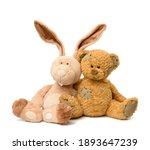 Brown Teddy Bear And Cute...