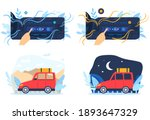 car air conditioner vector...   Shutterstock .eps vector #1893647329