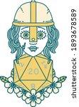 retro tattoo style human... | Shutterstock .eps vector #1893678589